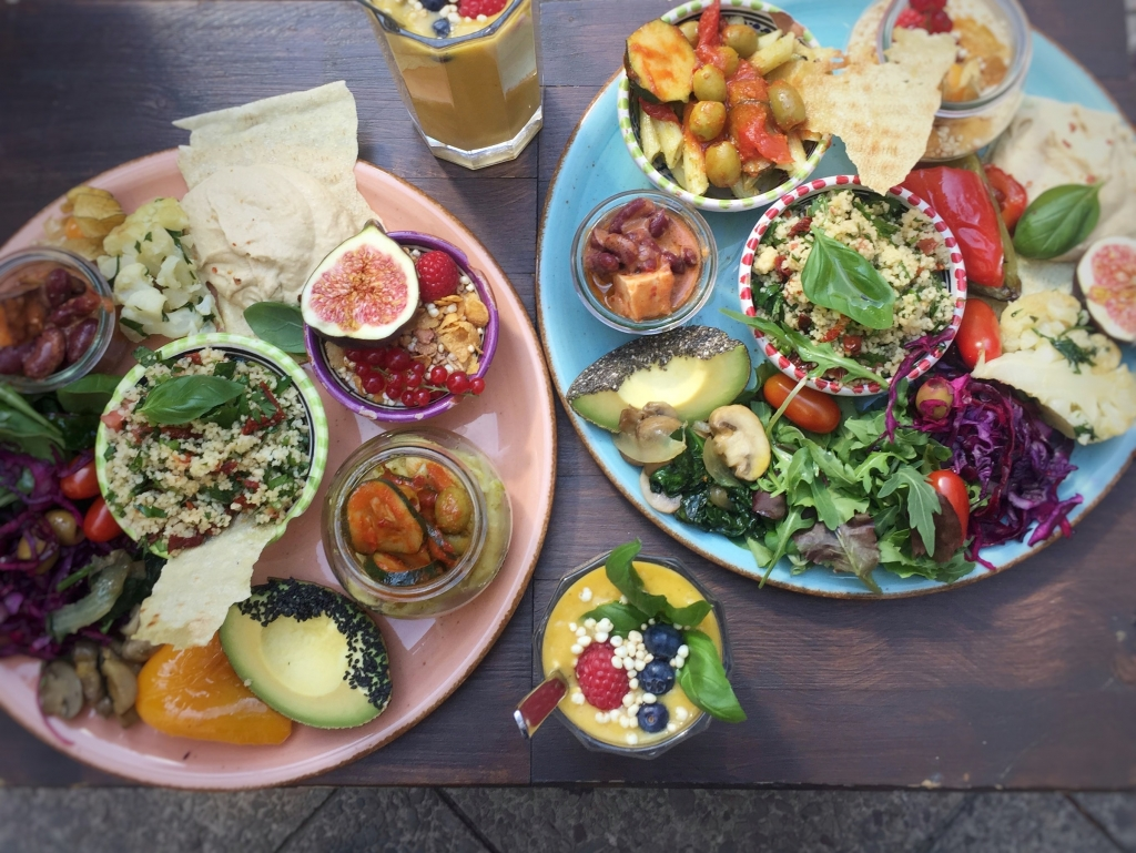 Beste vegan restaurants Berlijn
