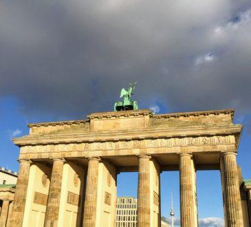 Brandenburger Tor Berlijn zien