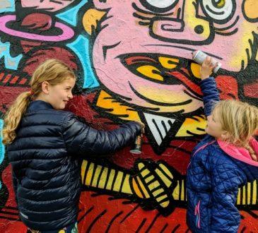 creatieve activiteiten Berlijn met kinderen
