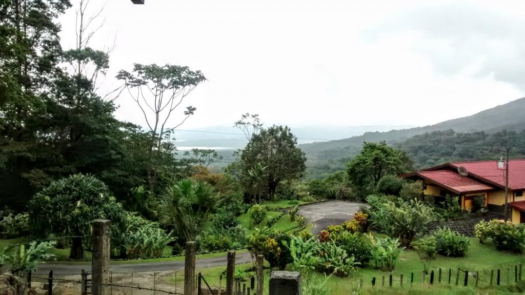 Obsevatory lodge Arenal vulkaan