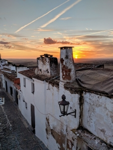 White villages Alentejo