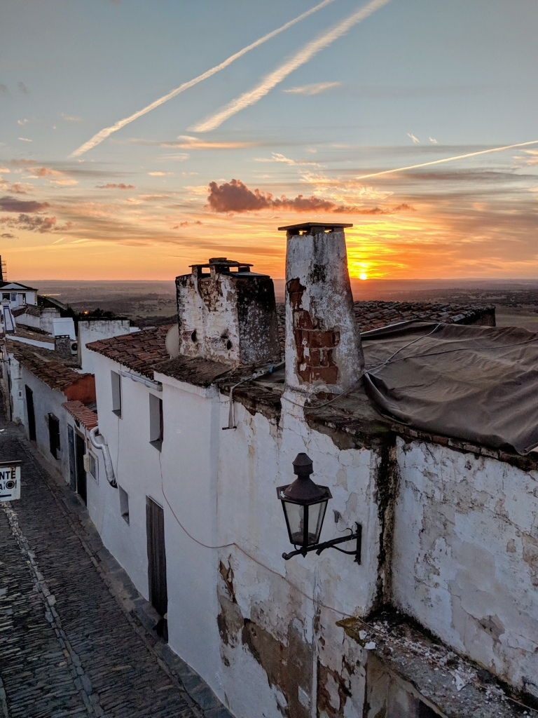 Witte dorpen Alentejo