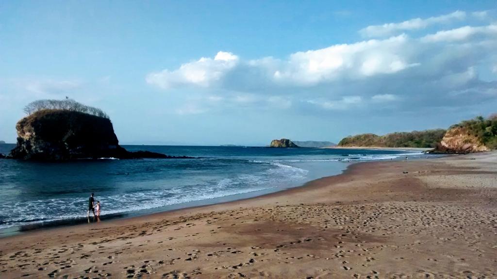 prachtige strand Playa Conchal