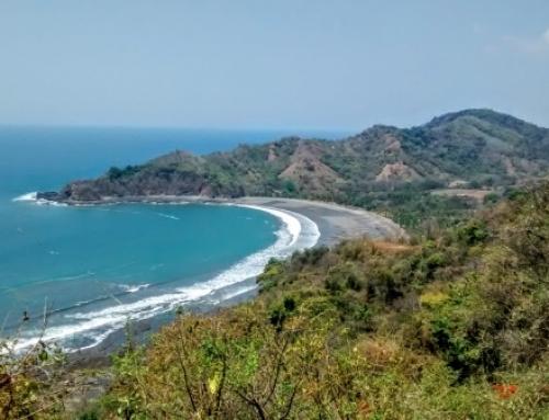 Costa Rica's playa Sámara