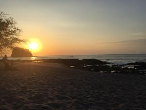 Costa Rica's Blue lagoon