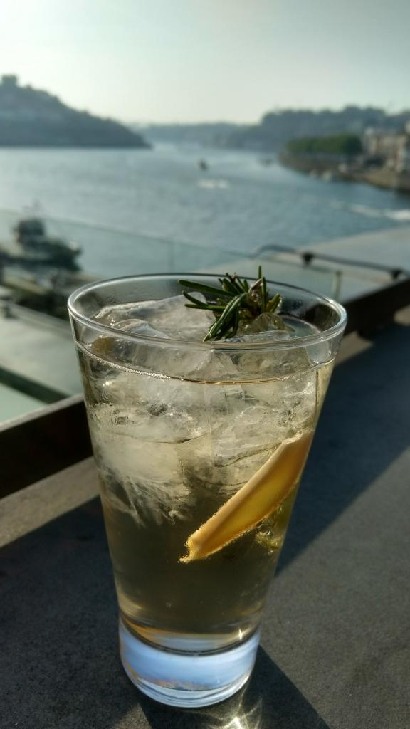 Porto cocktails