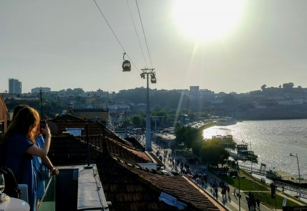 Porto rooftopbar
