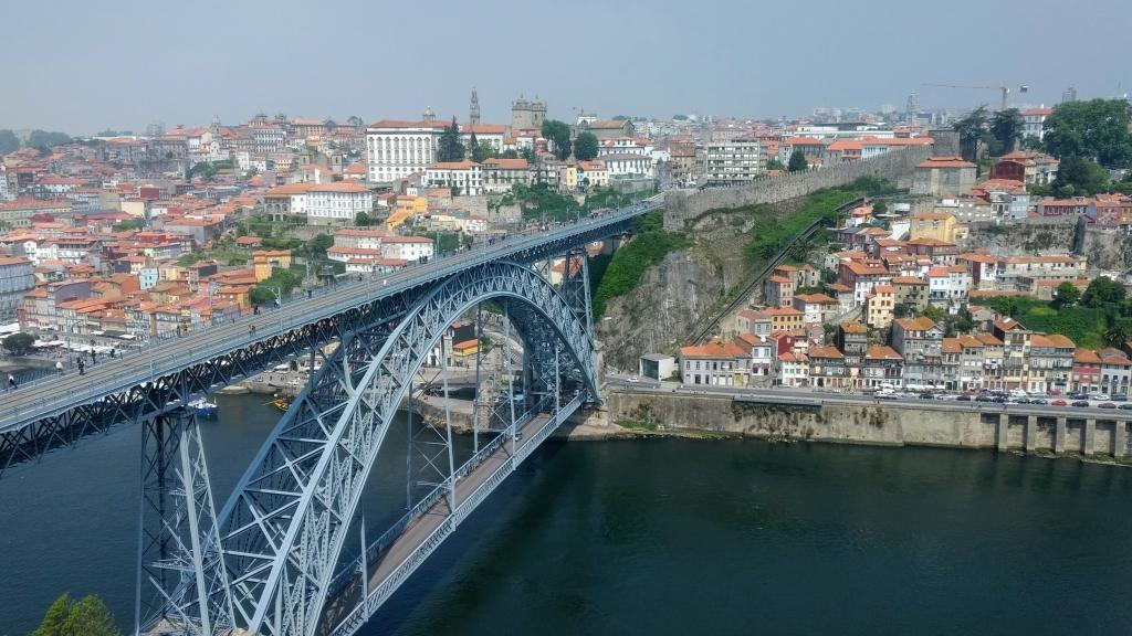 Uitzichtpunt Porto
