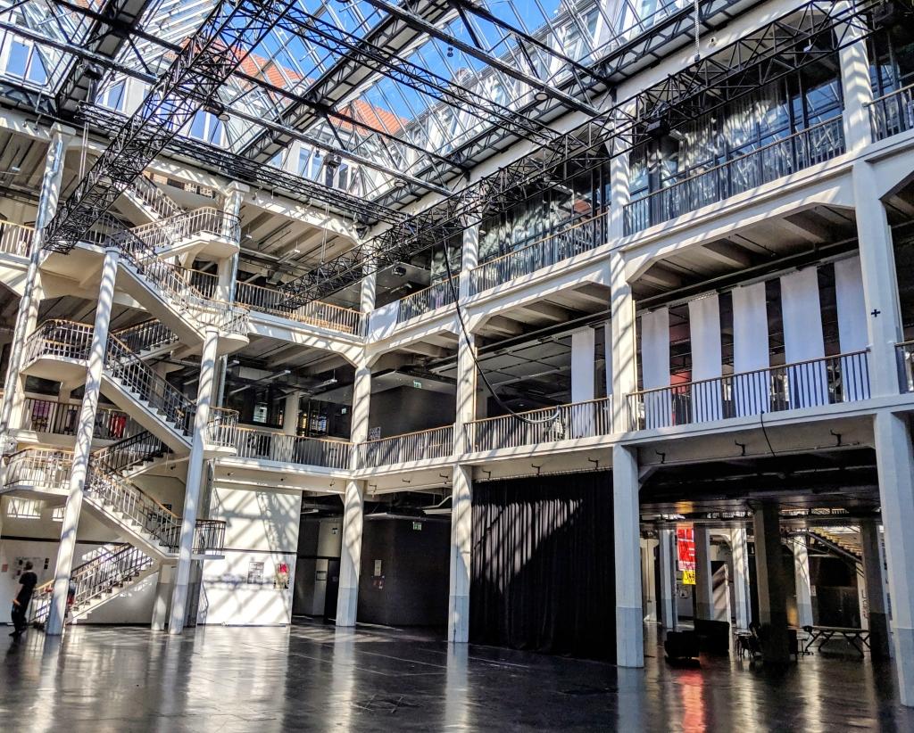 ZKM Karlsruhe interieur