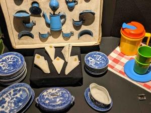 Speelgoed in het Speelgoedmuseum