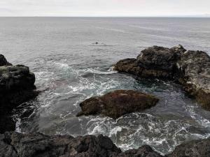 Brimmketill rock pool
