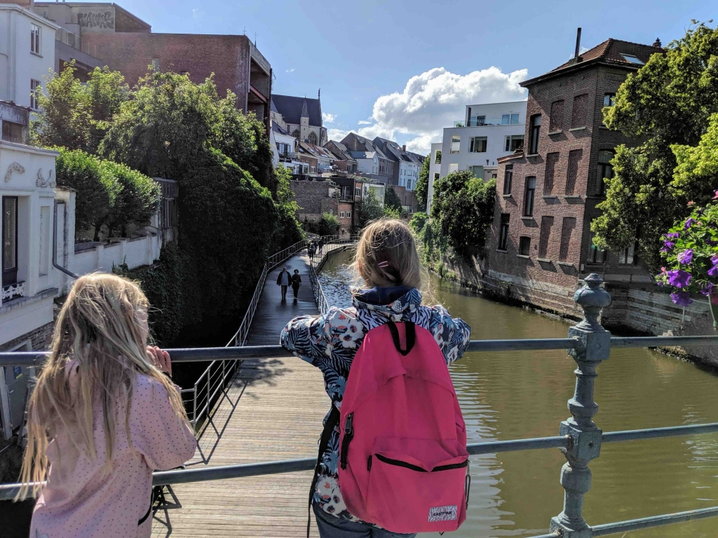 Mechelen stedentrip met kids