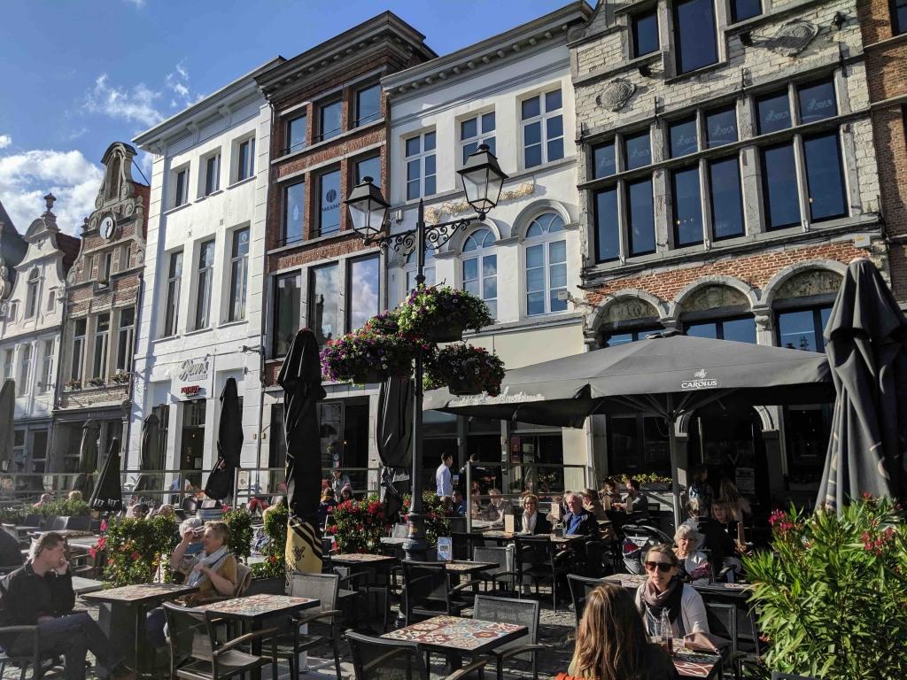 Sava tappas Mechelen