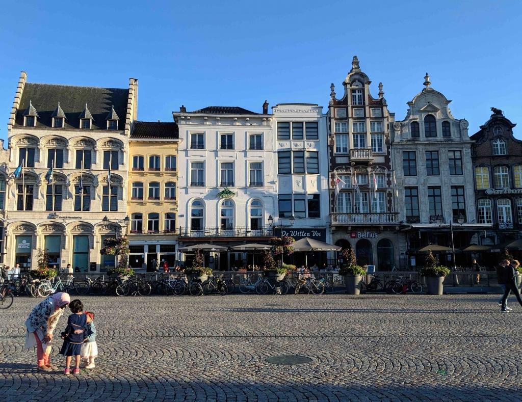 Grote Markt Mechelen