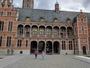 Museum Busleyden exterieur