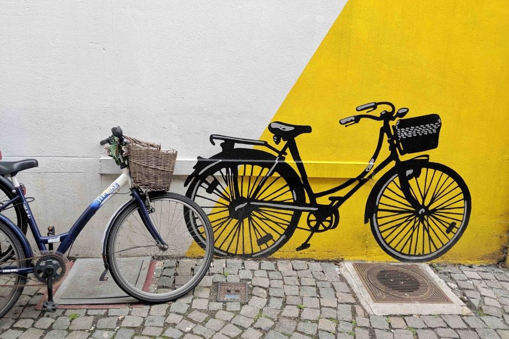Bike in Mechelen