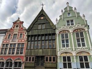 3 heilge huisjes