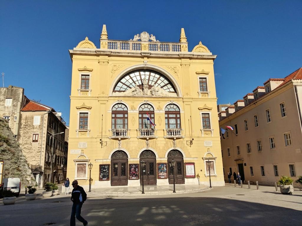 Theater in Split