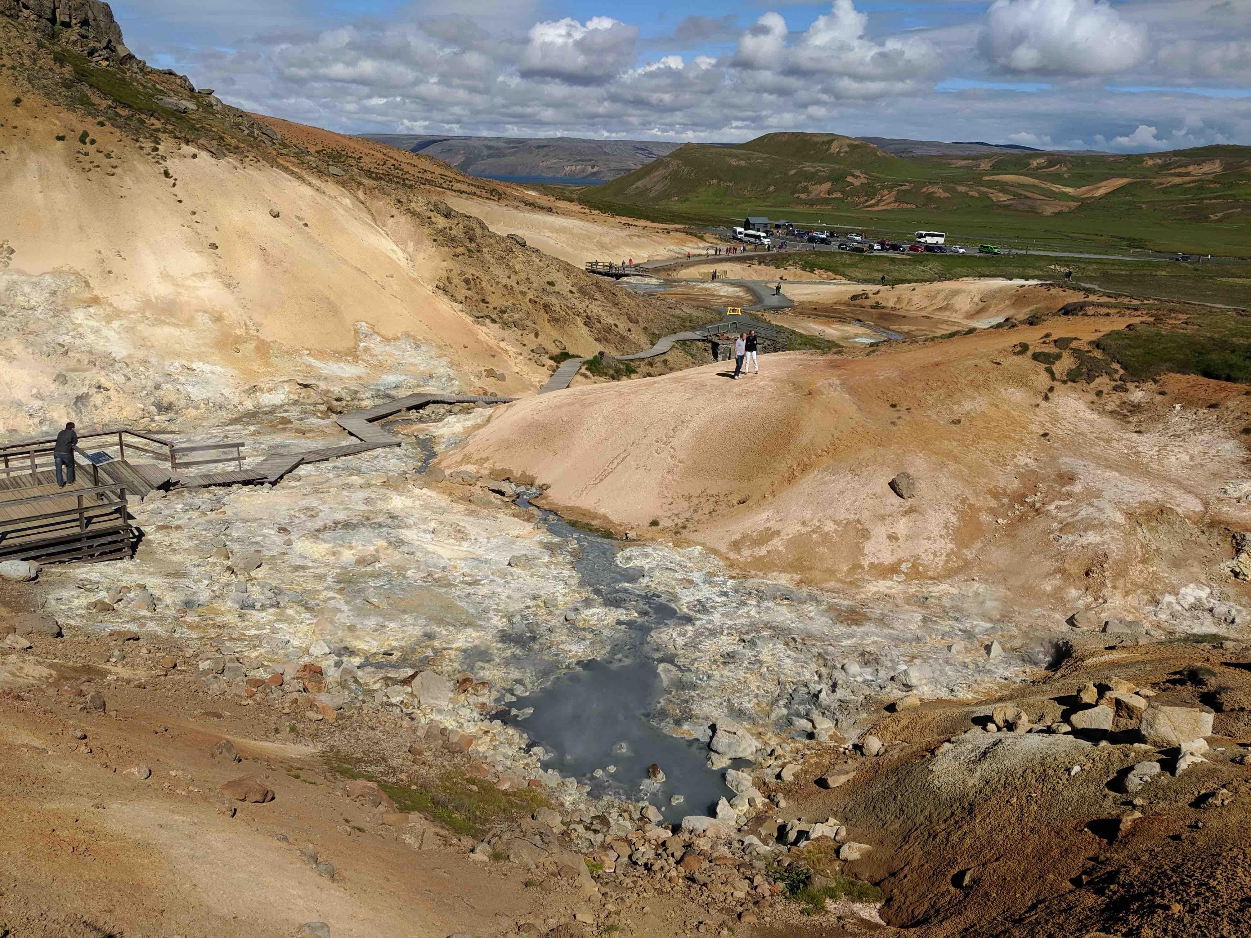 Seltún, Krysuvik geothermisch gebied