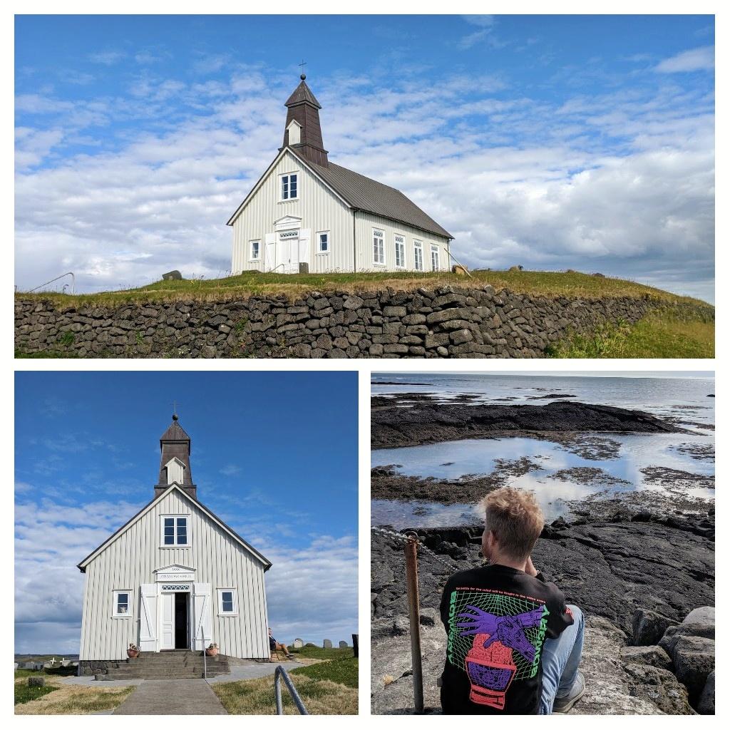 Strandakirkja Ijslandse kerk