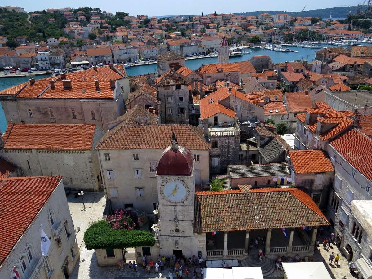 Trogir town
