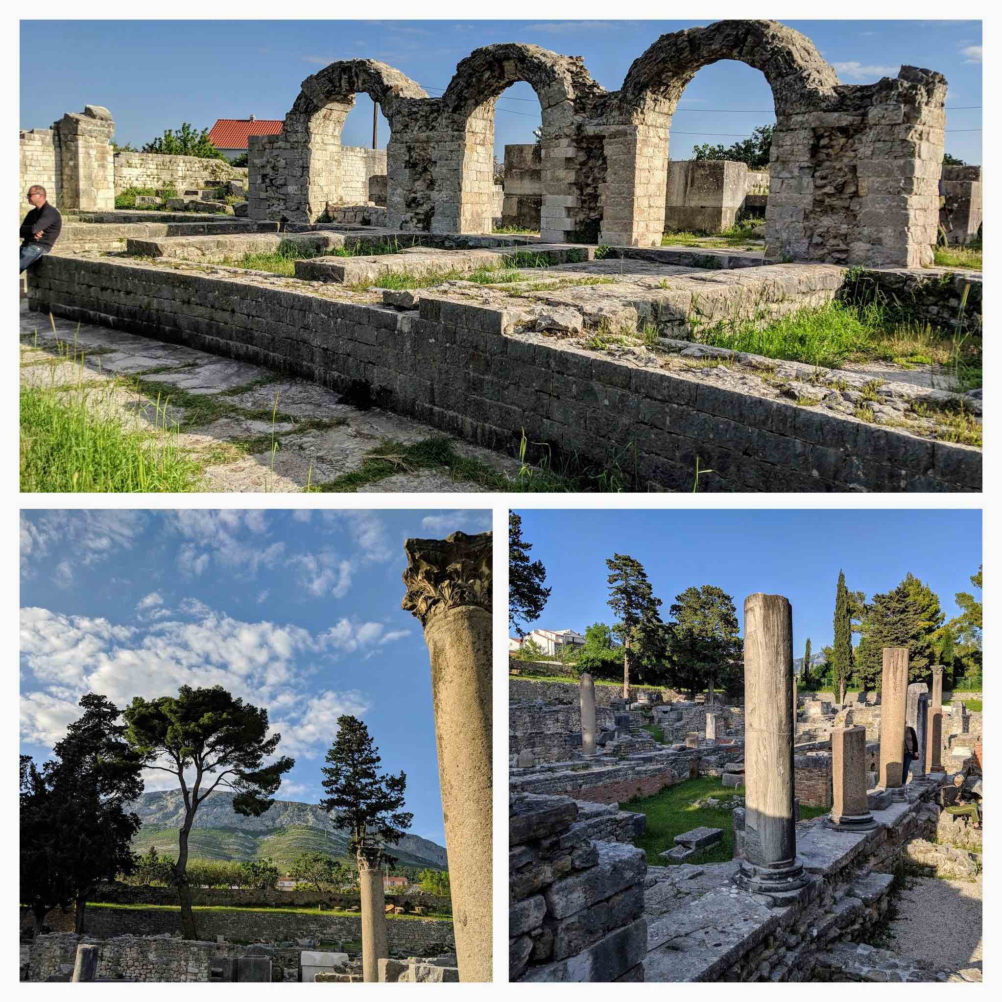 Salona amfitheater