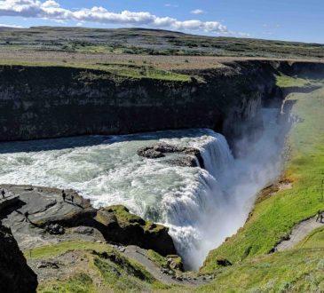 Mooiste watervallen van Ijsland