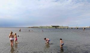 Strand in Malmö