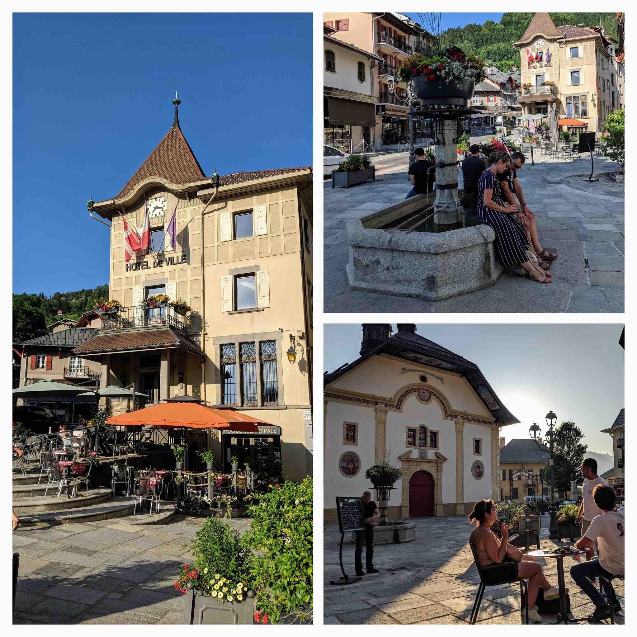 Saint Gervais centre