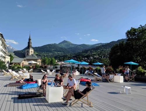 Vakantie nabij de Mont-blanc? Saint-Gervais is de beste uitvalsbasis!