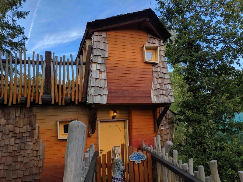 Treehouse Luxemburg