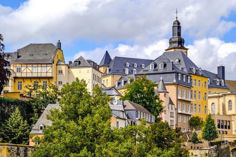 Luxemburg stad