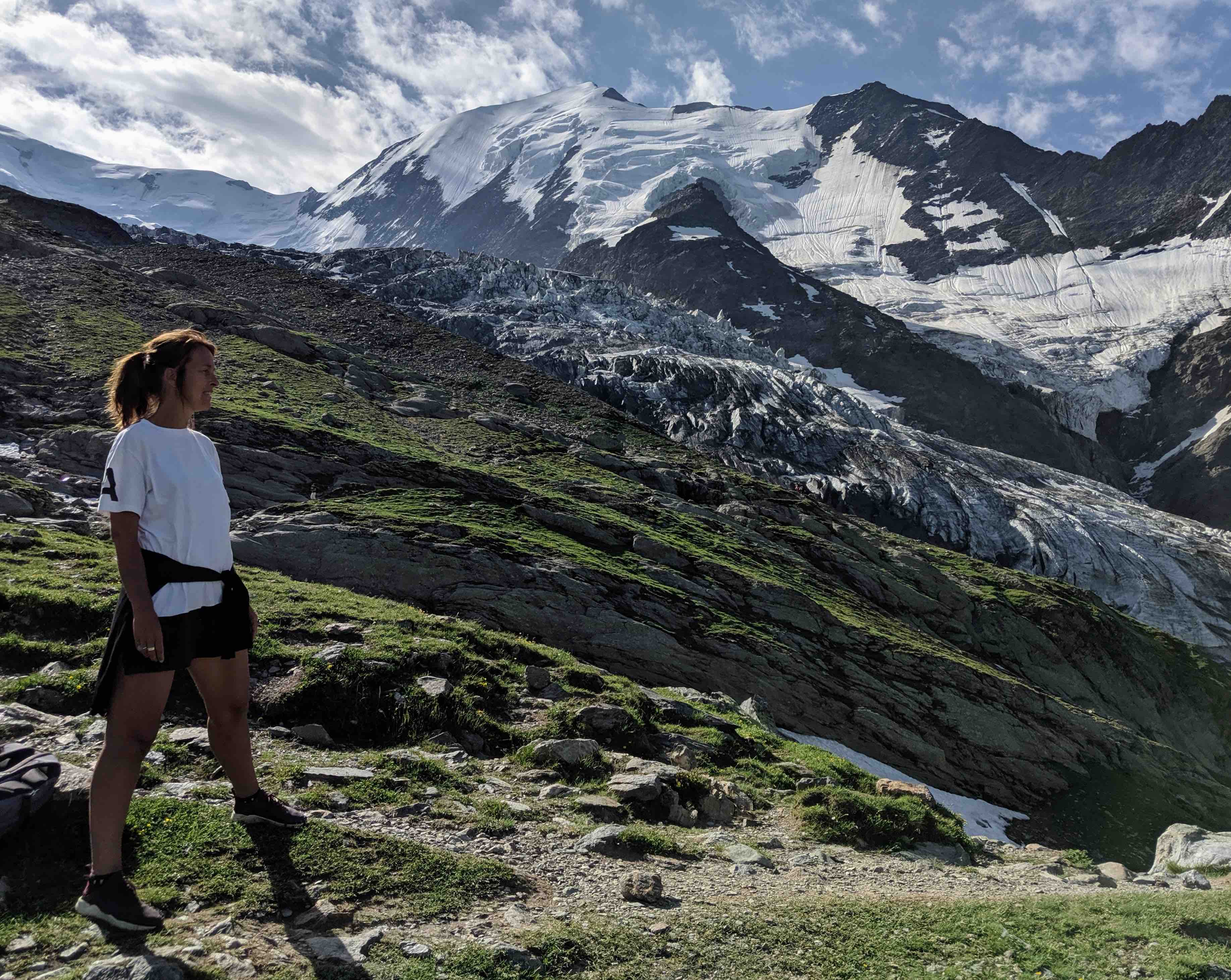 Zomer- Mont Blanc