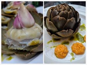 Vegan food Thott's Malmo