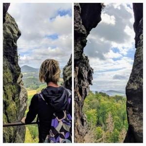 National Park Zwitsers Bohemen