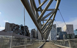 Bridge over Barcode