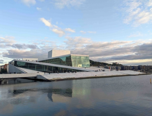 Moderne architectuur Oslo| Wandel langs alle hoogtepunten