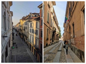 Oude centrum Pavia