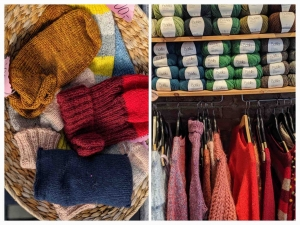 knitting store in Oslo