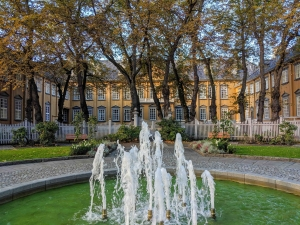 Stiffsgarden palace