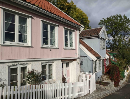 Groen Oslo- Ekebergparken, Telthusbakken, duurzame initiatieven