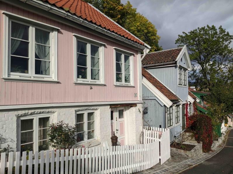 Telthusbakken street Oslo
