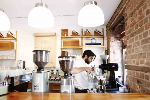 Best coffee Oslo