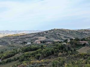 Uitzicht in Abrusso