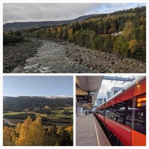 Trein Trondheim Oslo