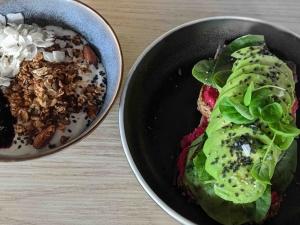 Vegan food Oslo