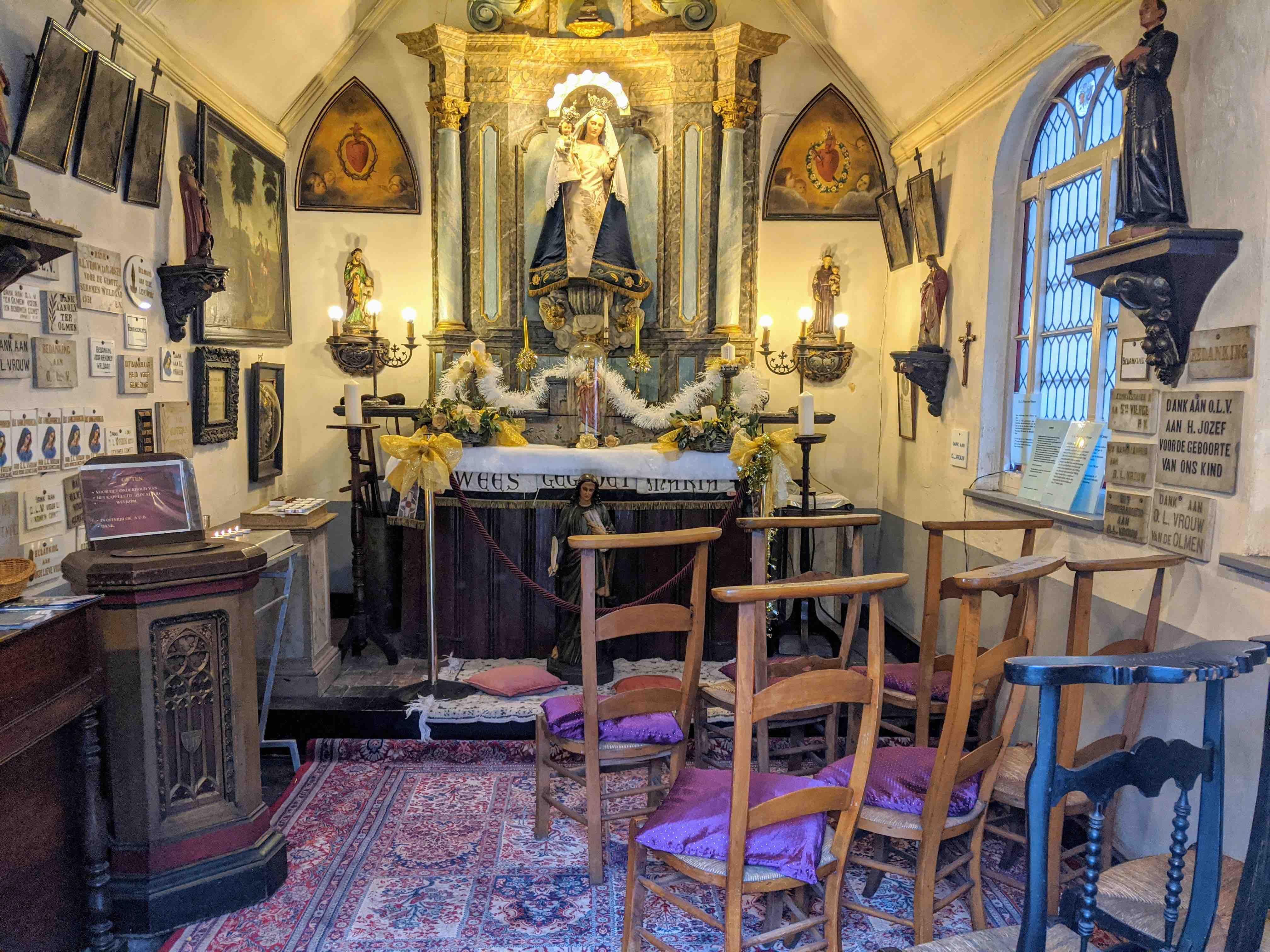 Chapel Baggeartshof Kortijk