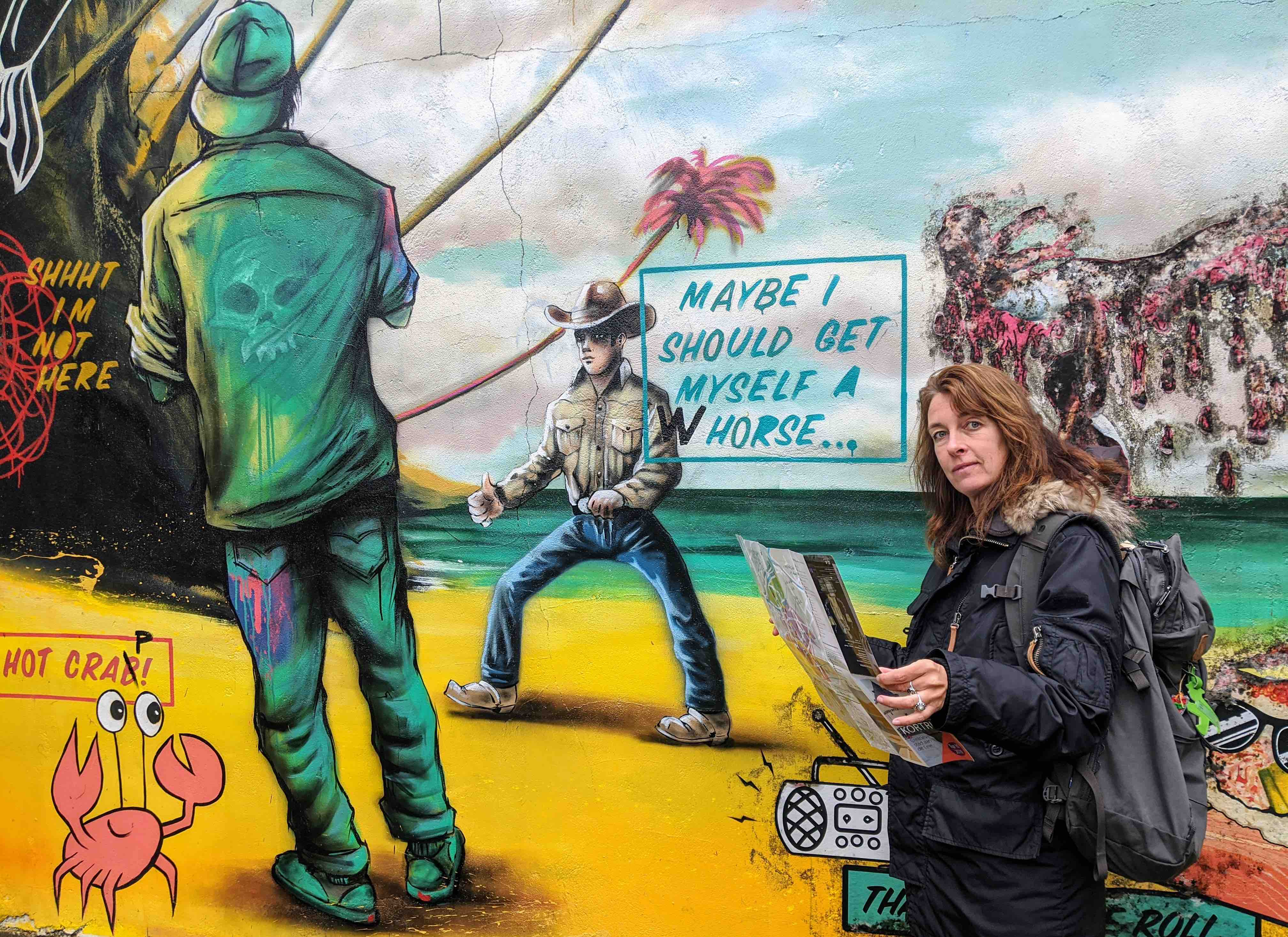 Travel guide Kortrijk
