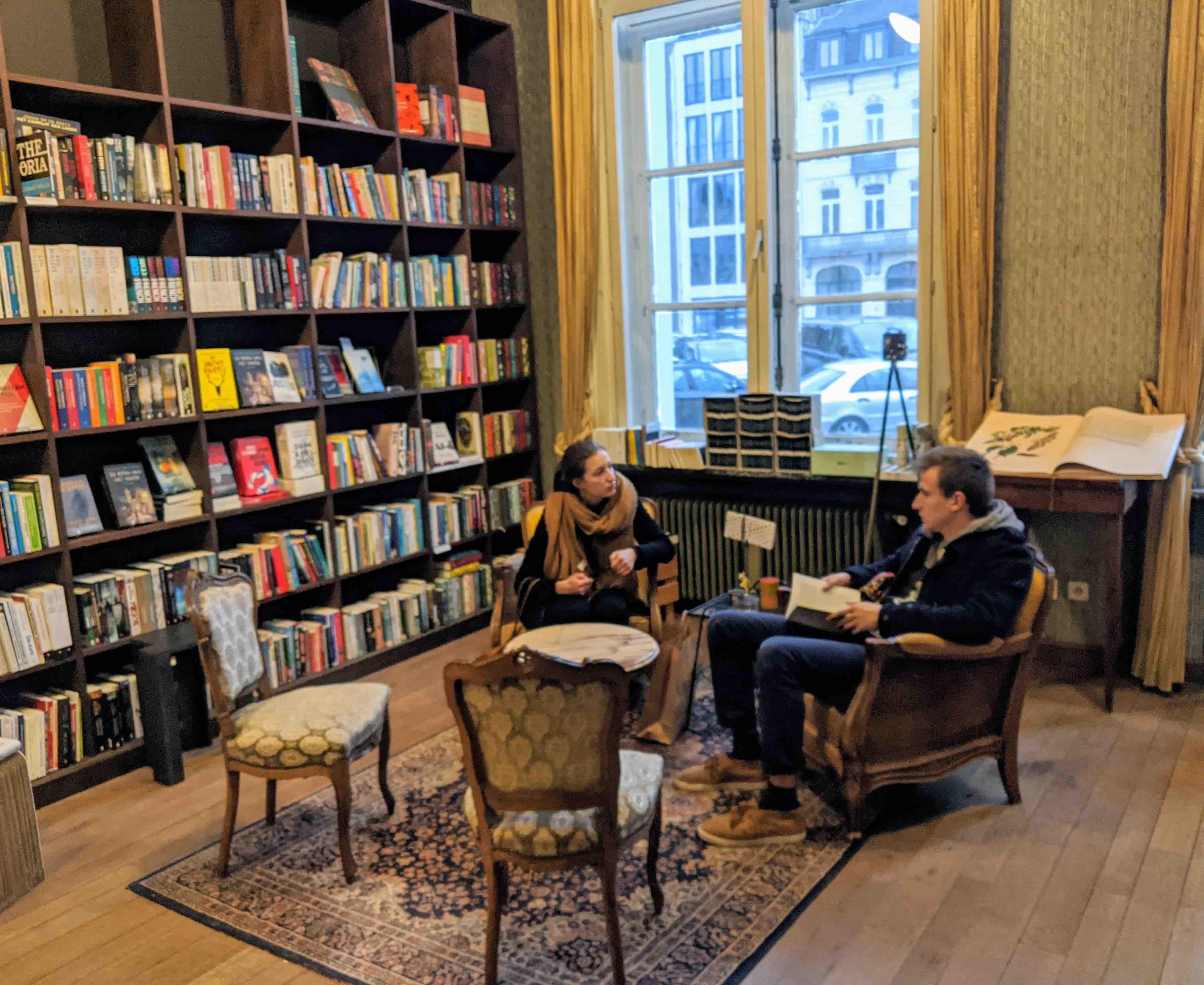 Boekenwinkel Theoria