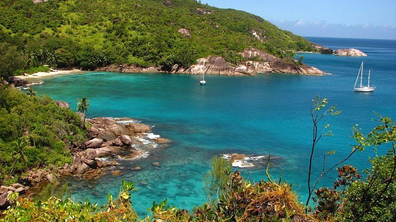 strand Anse Major Seychellen